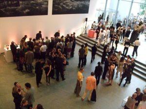 James Ensor opening at MoMA