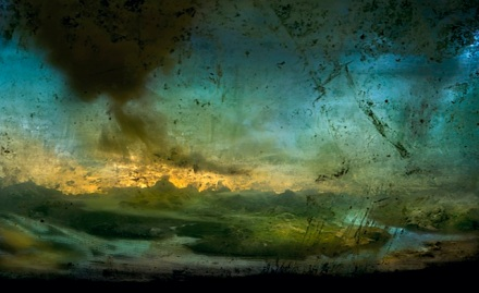 Kim Keever, River Keeper