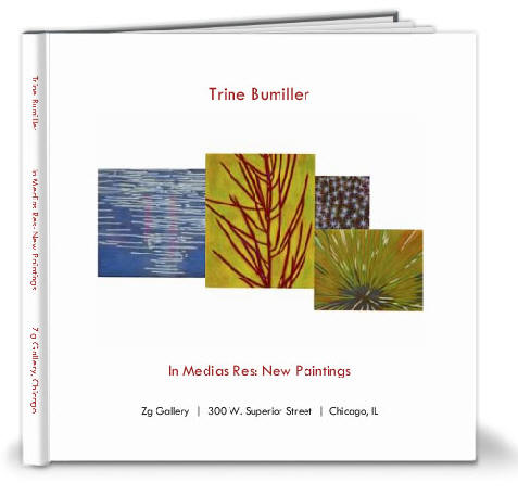 Trine Bumiller, In Medias Res: New Paintings at Zg Gallery